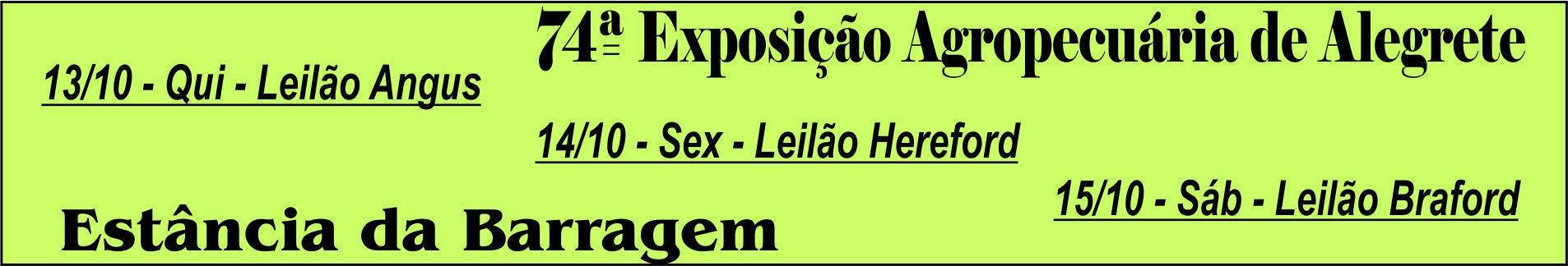 Leil�es Alegrete