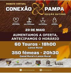 Conexão Pampa Virtual - Outono