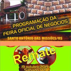 Feira Oficial de Negócios - Santo Antônio das Missões