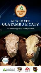 49º Remate Guatambu e Caty